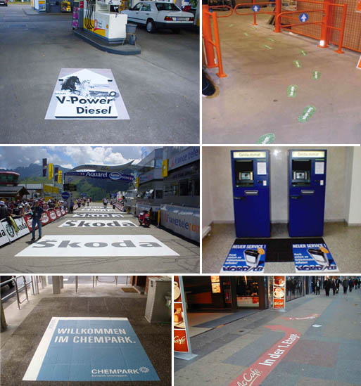 asphalt art overview
